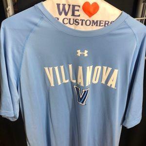 Under armor Villanova large T-shirt